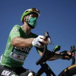 Sagan prišiel o zelený dres, vzal mu ho víťaz 10. etapy kolega Bennett