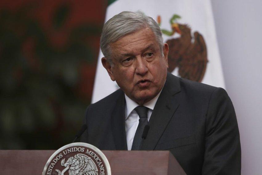 large Andres Manuel Lopez Obrador dfefd