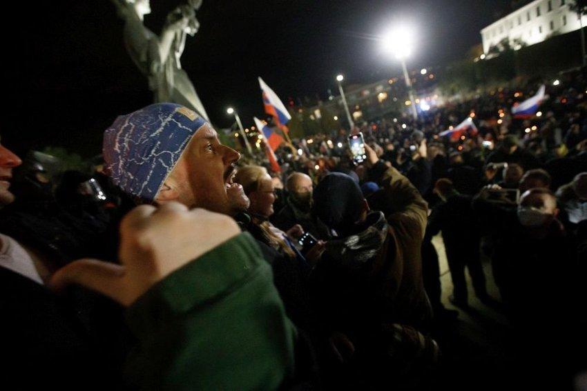 large kotleba protest bacfba