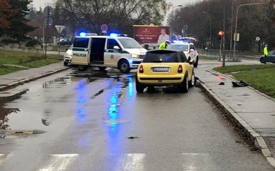 nehoda prechod bratislava ffde