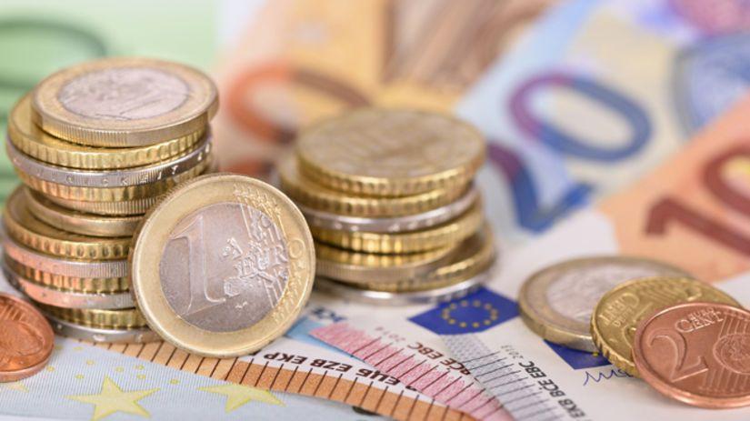 peniaze bankovky mince euro clanok W bbf