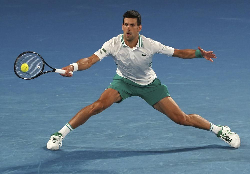 Australian Open: Novak Djokovič - Daniil Medvedev