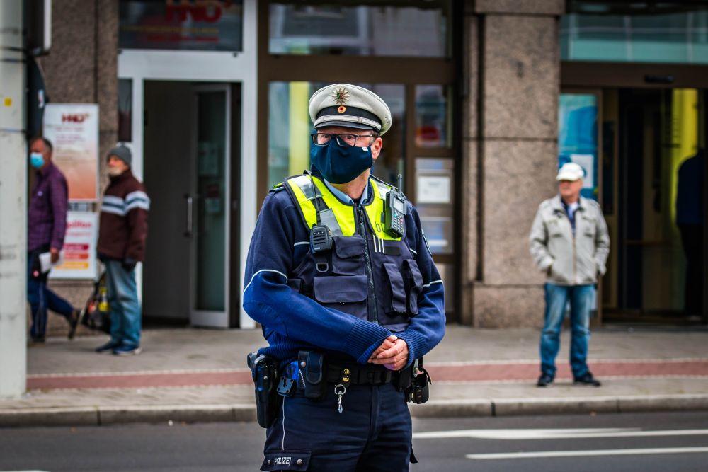 nemecko policajt