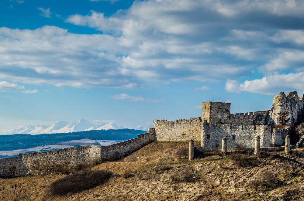 spisky hrad