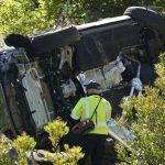 Tiger Woods mal ťažkú autonehodu, jeho kariéra je vážne ohrozená