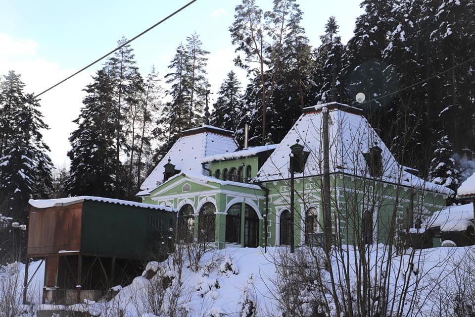 turzovske kupele II