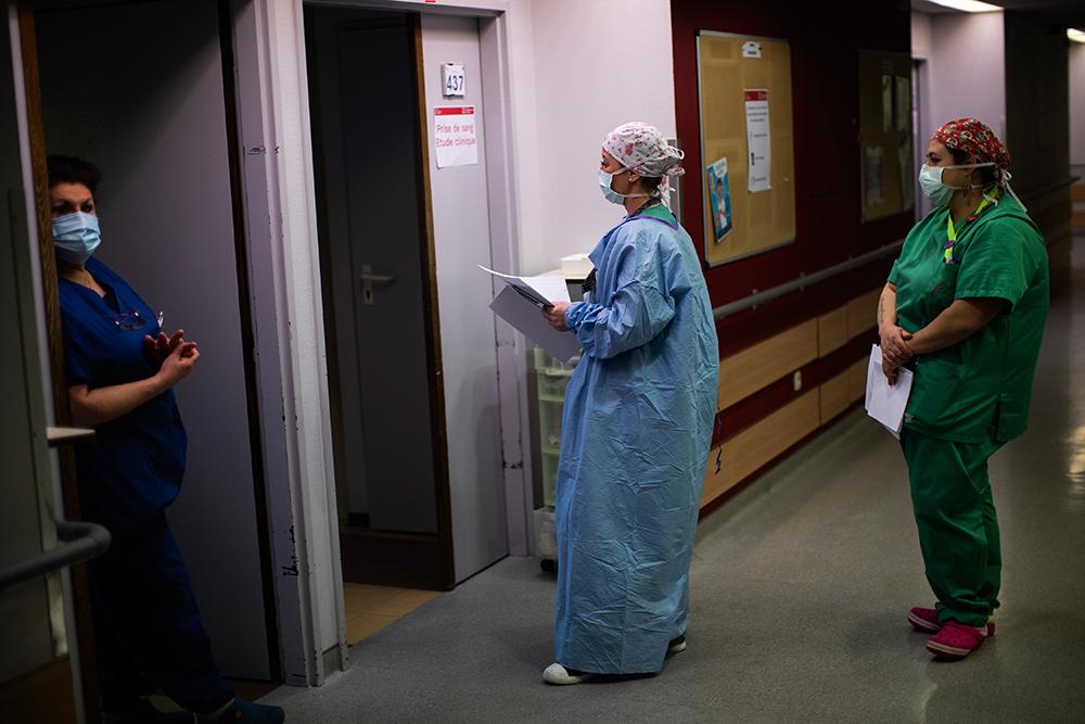 zdravotnici