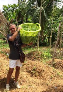 Milan Bartos pestovatel moringy a zakladatel Moringa Caribbean