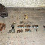 V takmer polstoročie neobývanom dome našli muníciu