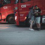 Šoféruje kamión, píše blogy a fotí. Mladá Prešovčanka má ešte jeden sen