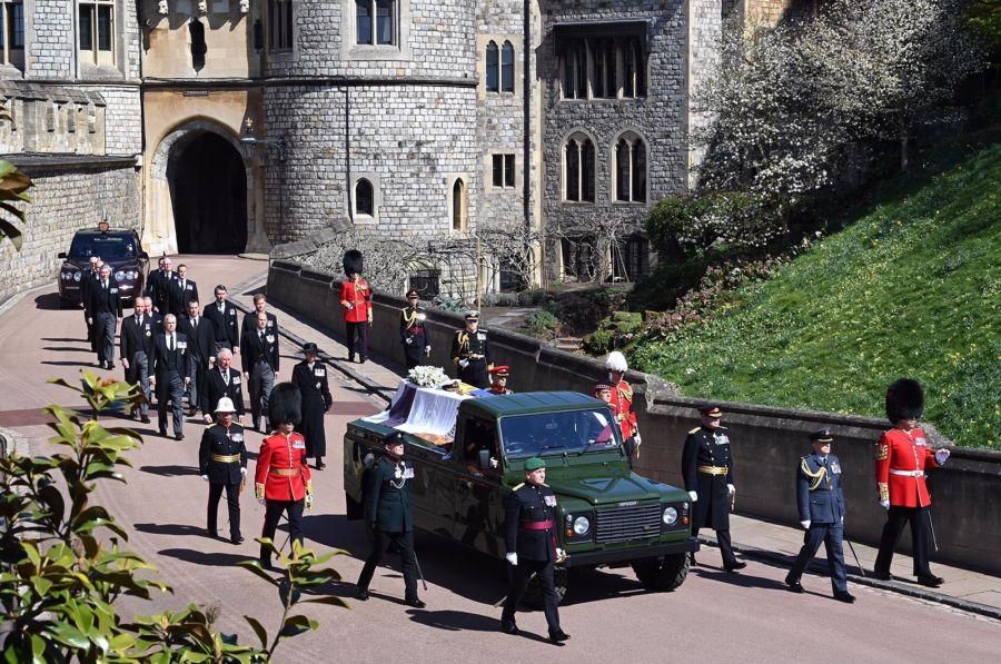 Pohreb princa Philipa