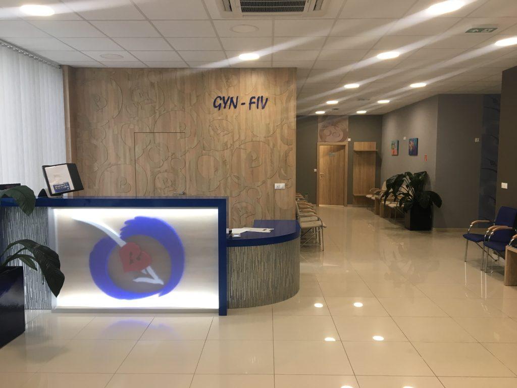GYN FIV centrum pre gynekologiu urologiu a asistovanu reprodukciu v Ziline