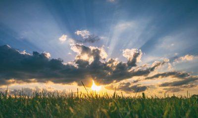 slnko obloha