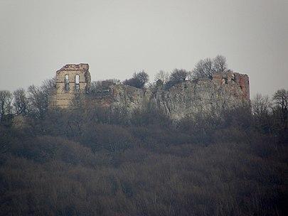 px Pajstunsky hrad