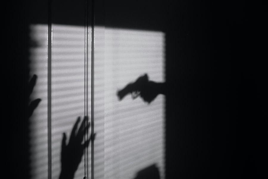 nasilie zbran