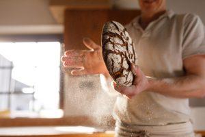 Baker Street upeceny chlieb ilustracna fotografia  small